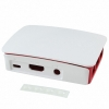 PI OFFICIAL CASE RED/WHITE